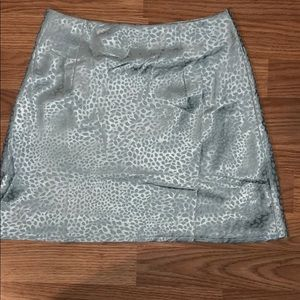 Princess Polly Skirts - A blue skirt
